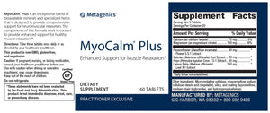 Metagenics MyoCalm Plus