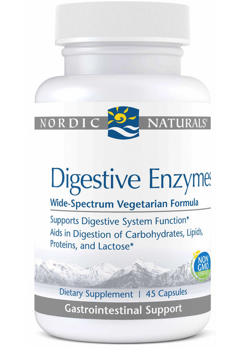 Nordic Naturals Digestive Enzymes