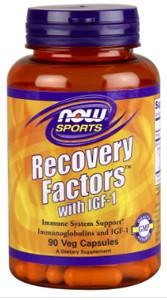 NOW Recovery Factors with IGF-1