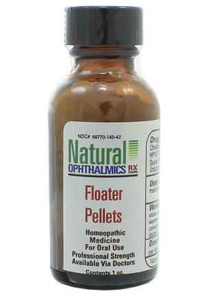 Natural Ophthalmics Floater Pellets