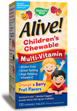 Nature's Way Alive! Children's Chewable