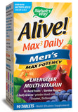 Nature's Way Alive! Max3 Daily Men's Max Potency