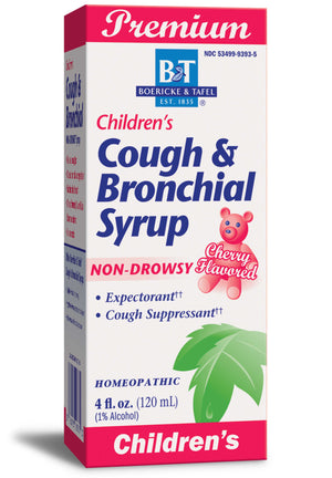 Nature's Way Boericke & Tafel Children's Cough & Bronchial Syrup