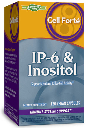Nature's Way Cell Forté IP-6 & Inositol
