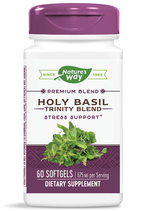 Nature's Way Holy Basil Trinity Blend