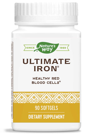 Nature's Way Ultimate Iron®