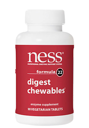 Ness Enzymes Digest Chewables