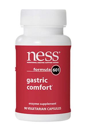Ness Enzymes Gastric Comfort Formula 601
