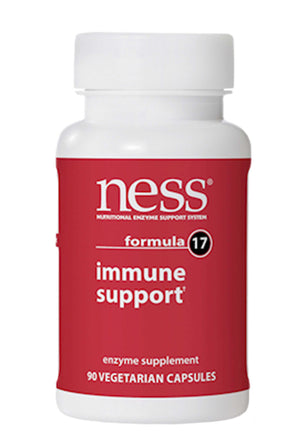 Ness Enzymes Immune Support Formula 17