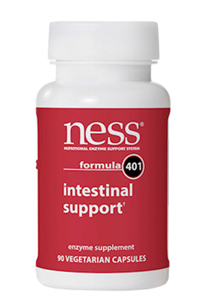 Ness Enzymes Intestinal Support 401