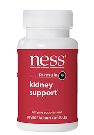Ness Enzymes Kidney Support formula 9