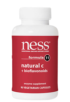 Ness Enzymes Natural C formula 11