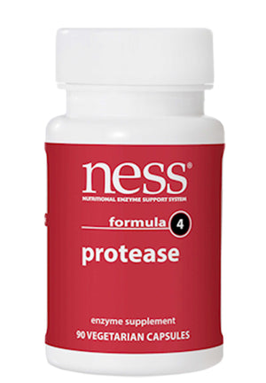 Ness Enzymes Protease Formula 4