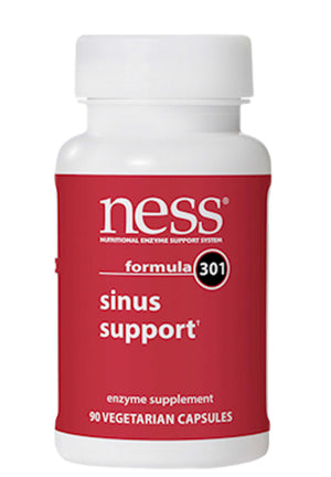 Ness Enzymes Sinus Support formula 301