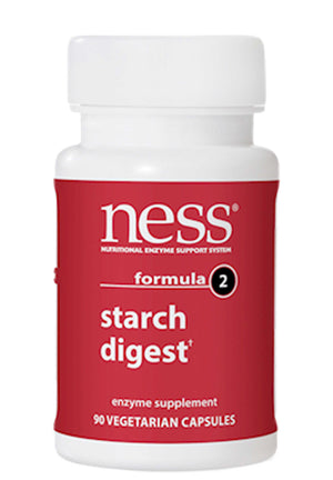 Ness Enzymes Starch Digest formula 2