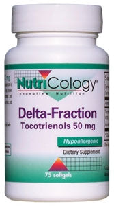 Nutricology Delta-Fraction Tocotrienols