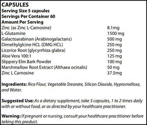 Nutritional Frontiers GI Complete Capsules