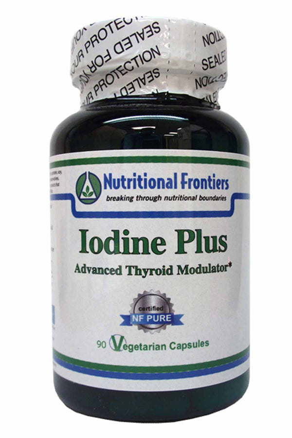 Nutritional Frontiers Iodine Plus