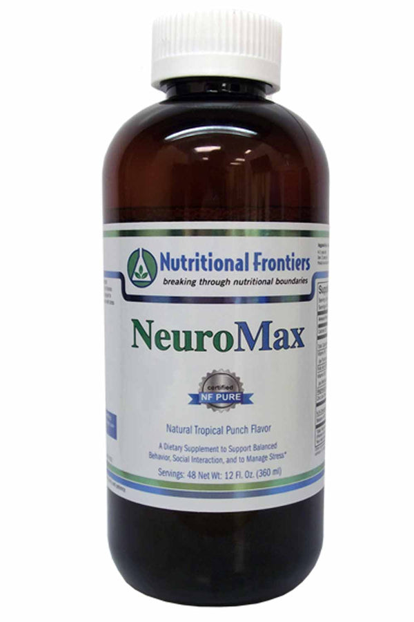 Nutritional Frontiers NeuroMax