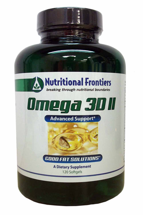 Nutritional Frontiers Omega 3D II