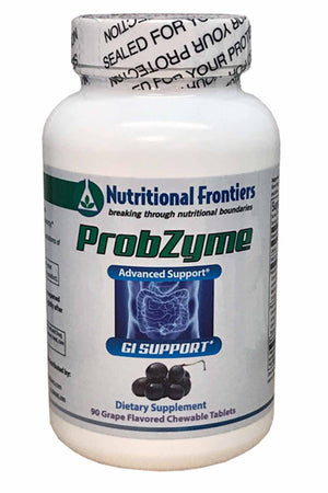 Nutritional Frontiers Probzyme Grape