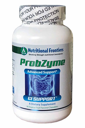 Nutritional Frontiers Probzyme Tropical Punch