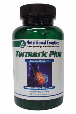 Nutritional Frontiers Turmeric Plus