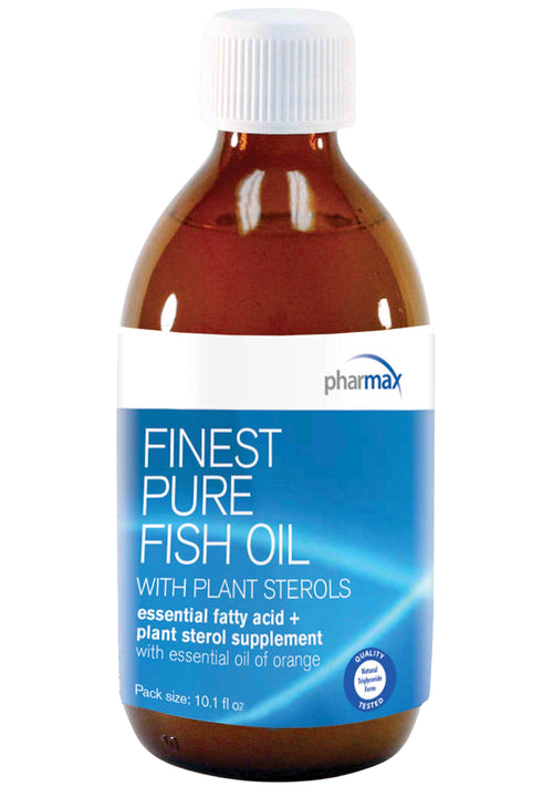 Pharmax Finest Pure Fish Oil with Plant Sterols