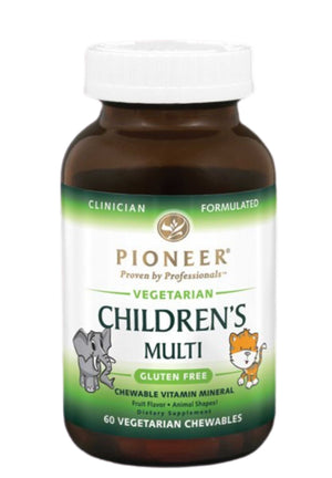 Pioneer Childrens Chewable Children's Multi-Vitamin