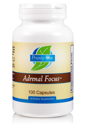 Priority One Adrenal Focus