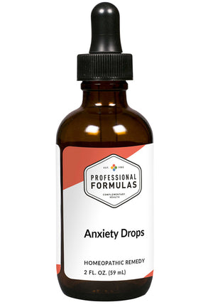 Professional Formulas Anxiety Drops