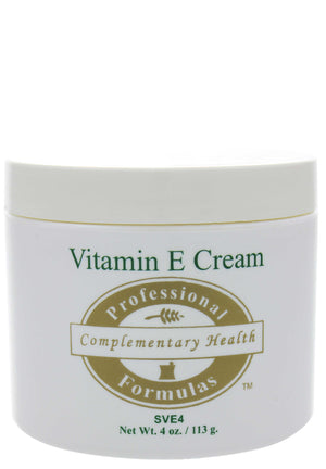 Professional Formulas Vitamin E Cream