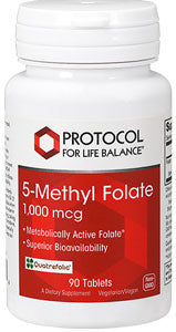 Protocol for Life Balance 5-Methyl Folate