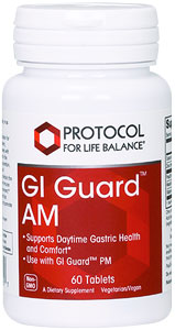 Protocol for Life Balance GI Guard AM