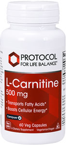 Protocol for Life Balance L-Carnitine