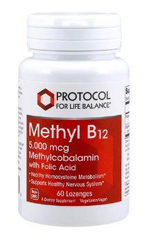 Protocol for Life Balance Methyl B12