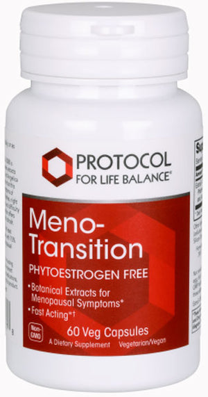 Protocol for Life Balance Meno-Transition (formerly known as Herbal Menopause)