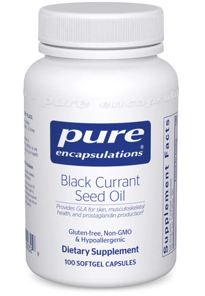 Pure Encapsulations Black Currant Seed Oil