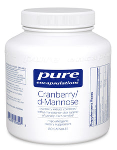 Pure Encapsulations Cranberry/d-Mannose