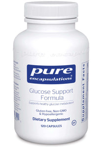 Pure Encapsulations Glucose Support Formula