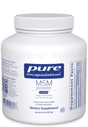 Pure Encapsulations MSM