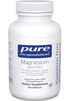 Pure Encapsulations Magnesium Glycinate