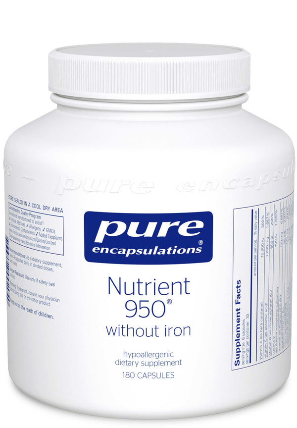 Multivitamins without Iron – Tagged