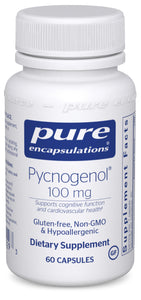 Pure Encapsulations Pycnogenol 100mg