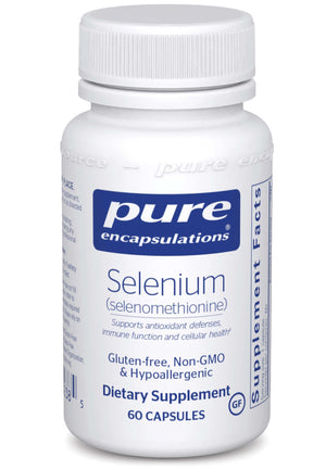 Pure Encapsulations Selenium (Selenomethionine)
