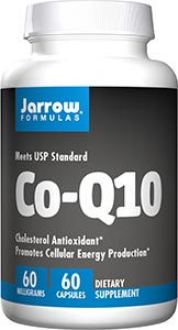 Jarrow Formulas Co-Q10 60mg