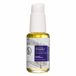 Quicksilver Scientific Liposomal Vitamin C with R-Lipoic Acid