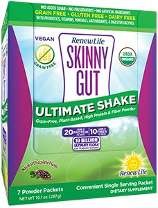 Renew Life SG Ultimate Shake Chocolate
