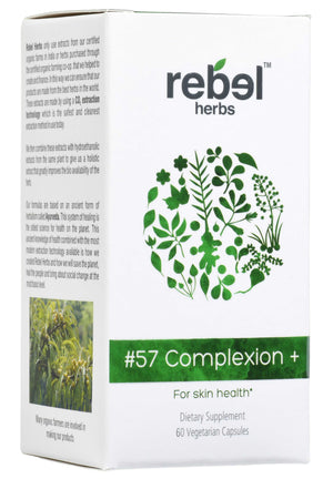 Rebel Herbs #57 Complexion+