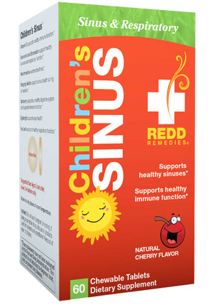 Redd Remedies Children's Sinus Support